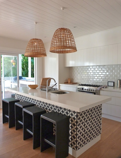 Love this kitchen from beachcomber atlantic byron bay