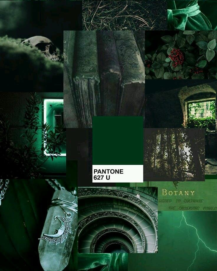 Pin By Valeria Falcon On Beauty Slytherin Aesthetic Aesthetic Pastel Wallpaper Iphone Wallpaper Green