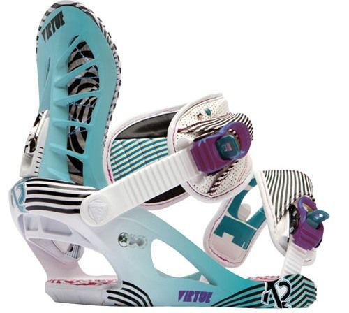 cool snowboard bindings