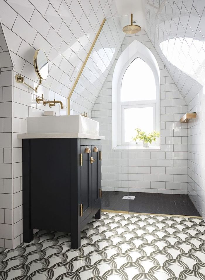 42+ Carrelage salle de bain tendance 2019 inspirations