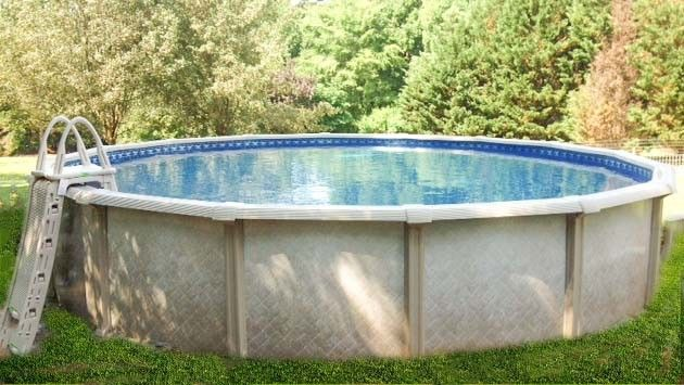 24 X 52 Swimming Pool Atlas Series Strongest Extruded Resin