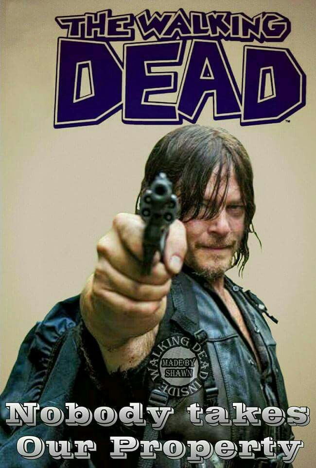 The Walking Dead, Memes, Daryl Dixon, Norman Reedus
