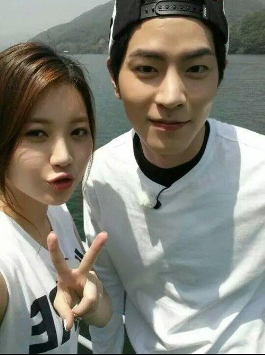 Yura & Hong Jong Hyun