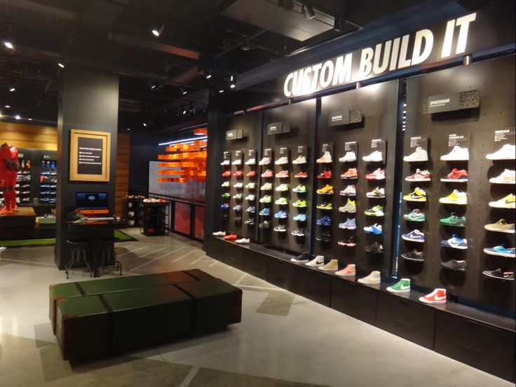 Nike Store Westfield Stratford New Retail Blog Nike