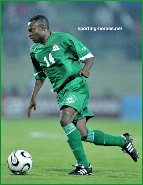 Mumamba Numba - Zambia - African Cup of Nations 2006