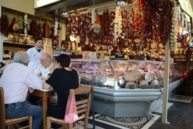 An Athens Deli Full of Delights: 'Ta Karamanlidika tou Fani'.