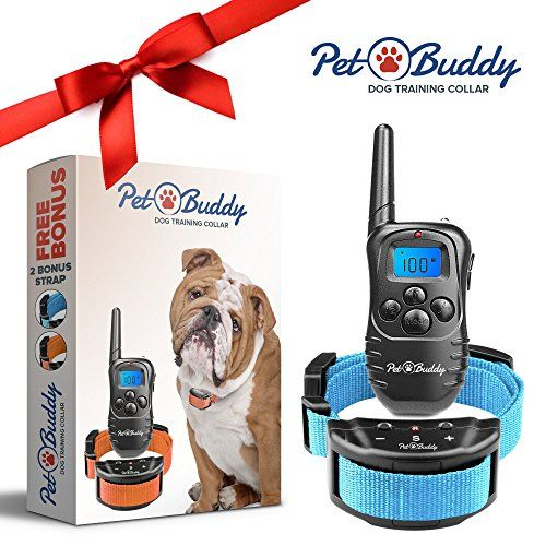 Humane Bark Collar For Small Medium Large Dogs Up To 130 Lbs  Best Dog Training Collar With Rechargeable Waterproof Remote  Vibration Beep Or Shock  2 Free Bonus Straps ** You can find out more details at the link of the image.Note:It is affiliate link to Amazon.