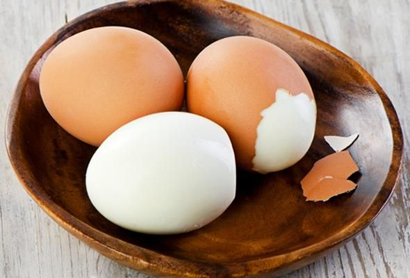 How To Perfectly Peel Eggs No Sticking To The Shell No