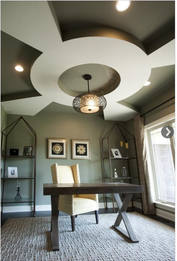 17 best images about cool ceilings on pinterest painted for Cool painted ceilings