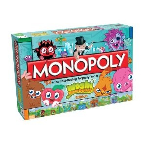 Monopoly Moshi Monsters Board Game: Amazon.co.uk: Toys & Games