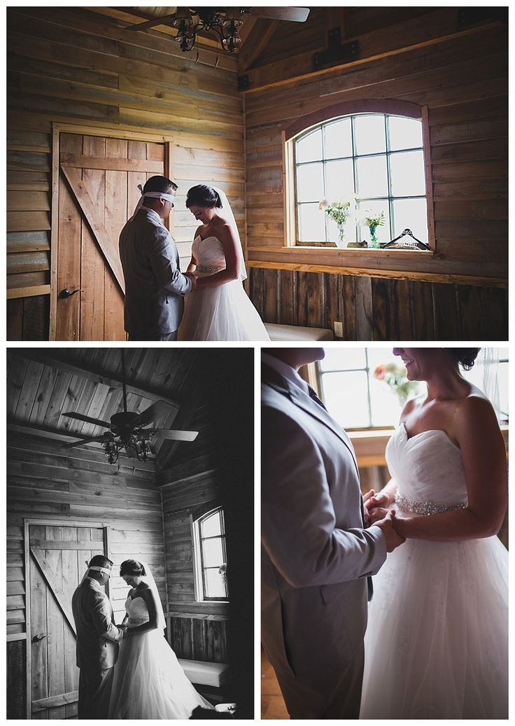 If you decide not to do a First Look before your wedding, praying together before the ceremony can be the perfect thing to calm you nerves! Plus, you will get some beautiful images!!  Emily Rogers: Photographer | Creative Portrait + Wedding Photography in Southwest VA and Northeast Tennessee