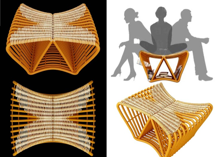 My BENCHerfly_7 finalist of Indonesia Furniture Design Award 2012