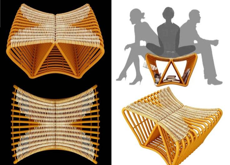 My BENCHerfly_7 finalist of Indonesia Furniture Design Award 2012