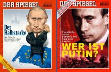 German news magazine Der Spiegel urges war against Russia