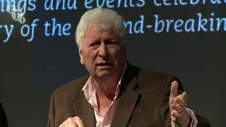 Tom Baker on being Doctor Who - Doctor Who: Robots of Death Event | BFI