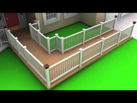Building ramps with style- includes this #DIY how-to video on building a ramp, dimensions and materials considerations for ramps, high-style indoor and outdoor ramps, and portable wheelchair ramps for accessibility in the home and outside. http://demanddesign.net/spaces/entry-and-walkways/building-ramp-style  Pinned by Gail Zahtz.