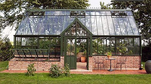 green house, maybe for my next house