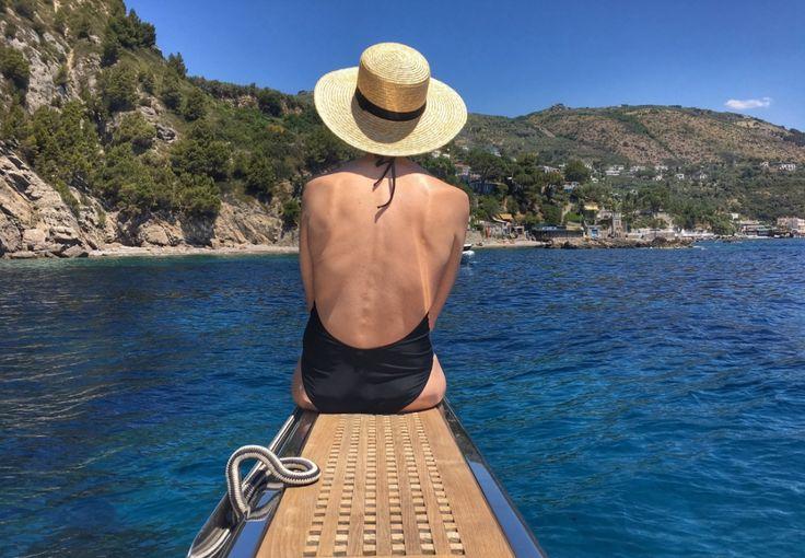 Basking in the Italian sunshine #GrandHotelExcelsiorVittoria #Sorrento #Italy #travel #luxury #view #sea #hotel #luxury #luxurytravel #bluesky #beauty #explore #AmalfiCoast #sun #sunshine