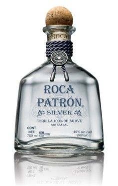 Roca Patrón Silver Tequila; When you think of tequila, you can't help but think of Roca Patrón Silver | spiritedgifts.com