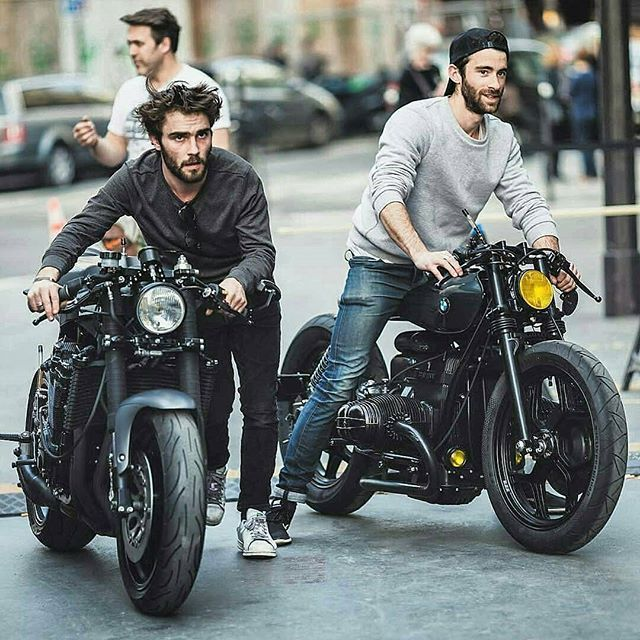 Cafe racers.