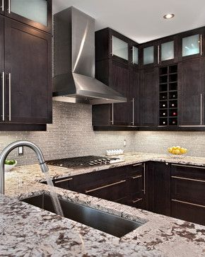 Pepper Kitchen - contemporary - kitchen - ottawa - by Laurysen Kitchens Ltd.