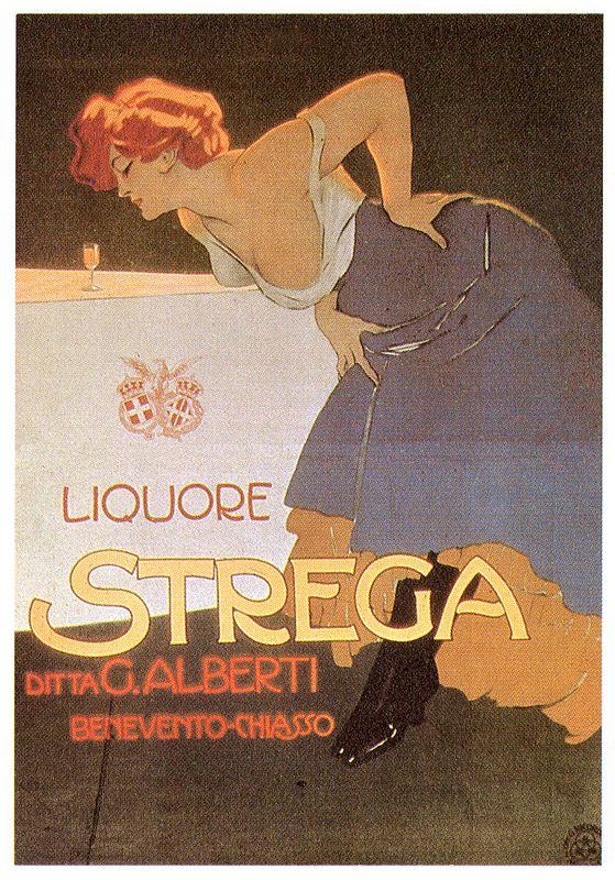 Liquore Strega, 1905