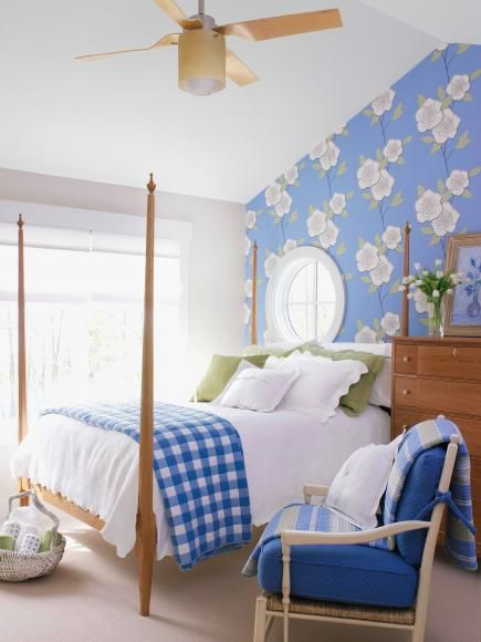marvelous blue sky bedroom country styl | 56 best images about Sage rooms on Pinterest | Teal color ...