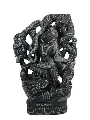 Supreme Goddess Kali Mata Sculptures Hand Carved Stone Statue 12 Inch   eBay    US $299.00