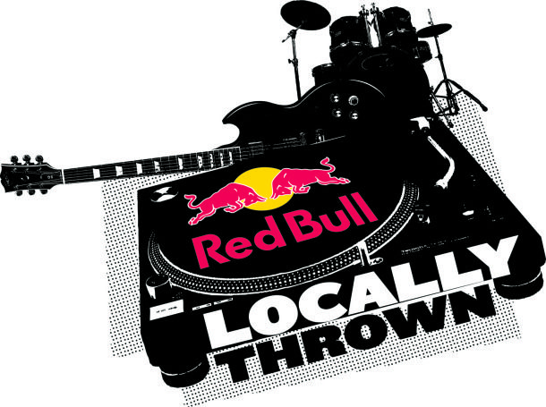 Red Bull Locally Thrown: Kansas City  A whole new spin on local music: Red Bull Locally Thrown spotlights collaboration between three of KC's best bands and six local DJs.  DJs: DJ Brent Tactic, DJ B-Stee, DJ Mike Scott, DJ Spinstyles, Barbaric Merits  Bands:  Making Movies, Diverse, Hearts of Darkness   Date and Time:  July 6, 2012  Doors: 8:00 p.m.  Show starts: 9:00 p.m.  Location:  Crossroads KC  417 E. 18th St., Kansas City, MO 64108