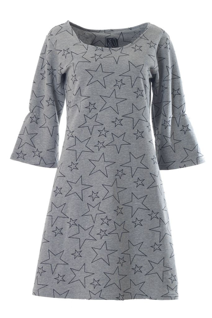 Weiz Bolette dress with stars