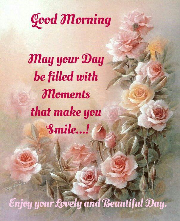 You Bless My Day And Always Make Me Smile My Sweet Friend Cynthia J