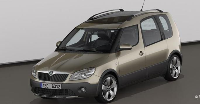 Skoda Roomster Scout parts - http://autotras.com