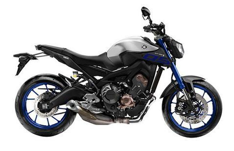 2016 Yamaha MT-09 launched in India at Rs. 10.20 lakh