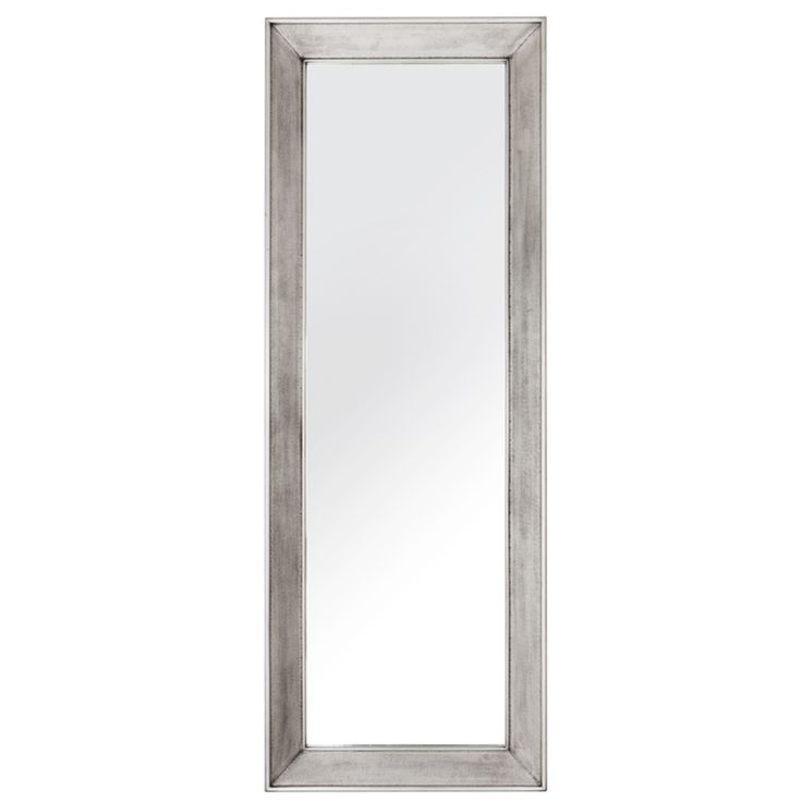 Antiqued Rectangular Mirror #weylandts #entertaining