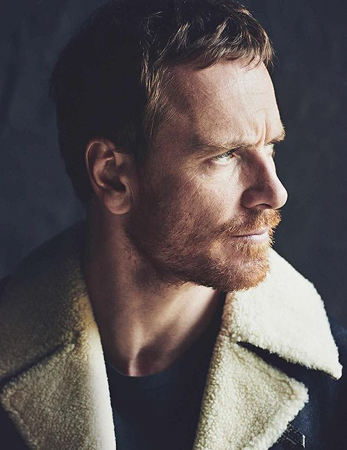 Michael Fassbender - British GQ, December 2016