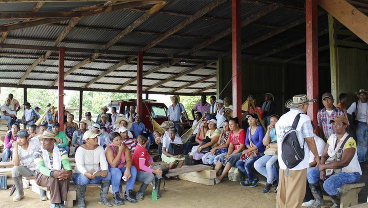 Lo sistemático de algunos hechos cuestiona la labor de la Unidad de Restitución de Tierras y al tiempo invita a la sociedad civil a mantenerse en alerta frente a acciones dilatorias en la restitución de tierras a los campesinos.