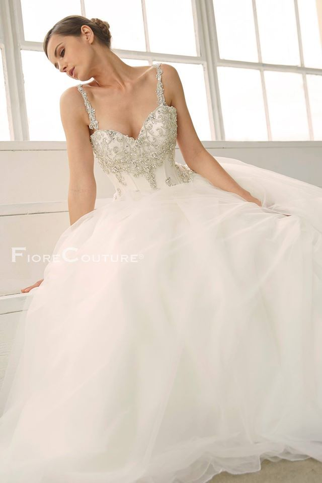 9 best Fiore Couture images on Pinterest | Short wedding gowns ...