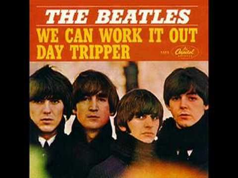 The Beatles - Day Tripper/We Can Work It Out