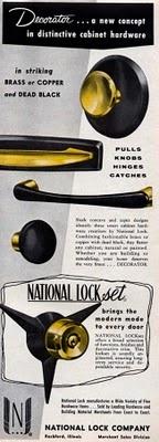 48 best Mid Century Modern: door knobs images on Pinterest   Door ...