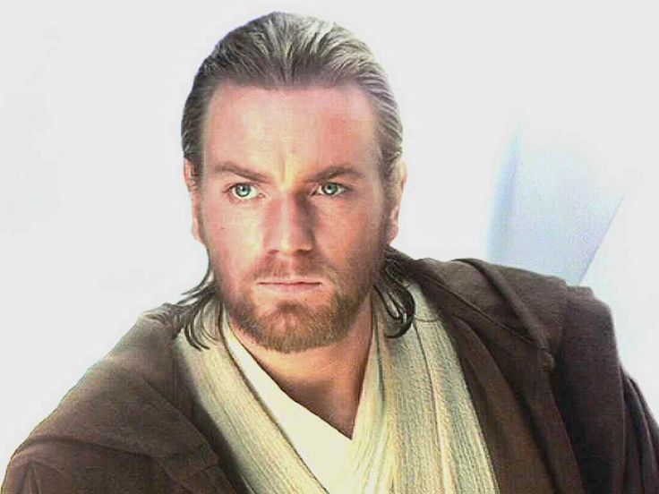 No 3 ....Ewan, help me Obi Wan Kenobie you're my only hope...