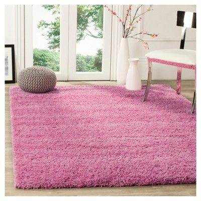 "Quincy Area Rug - Pink (5'3"" X 7'6"" ) - Safavieh"