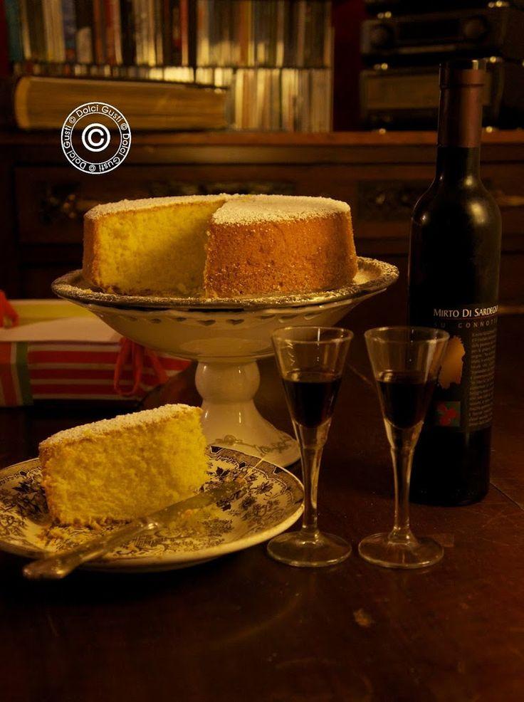 torta paradiso di Santin