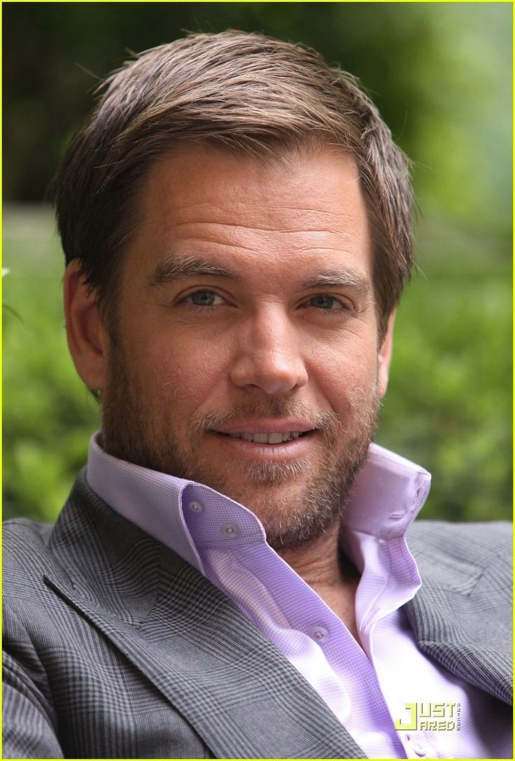 "Smile form! Michael Weatherly NCIS -  ""Tony"""