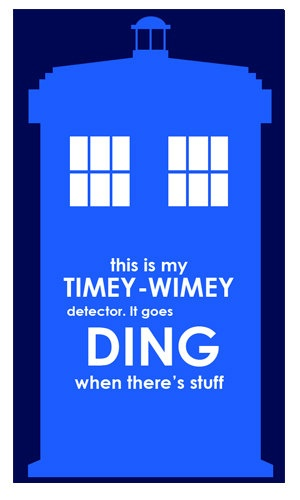 It goes ding when there's ... stuff.: Favorit Quotes, The Tenth Doctor, The Doctor, Doctors Who, 10Th Doctors, Doctors Quotes, Dr. Who, Timey Wimey Detector, Tenth Doctors