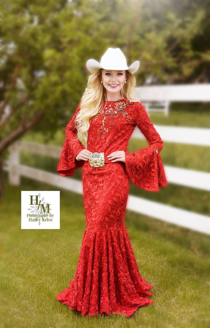Beautiful Fashion Forward rodeo queen dress custom made by me Stacey Kelso for the beautiful Jenni!!