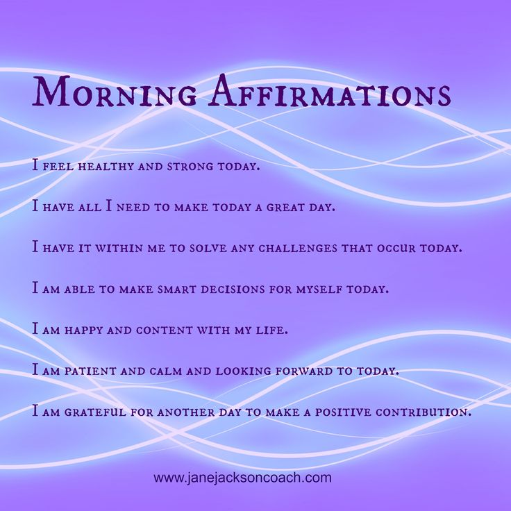 Morning Affirmations for a GREAT day! <3 set yourself up for #happiness #positivity and the ability to face any challenge knowing you have the strength within you. For more, listen to my iTunes podcasts - look for Jane Jackson Careers on iTunes - sending
