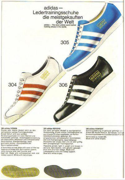 adidas advertisement 1960's - Google Search