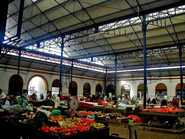 Mercado de Santarem by jucarug, via Flickr