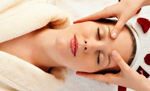 Spa day package hits all the relaxation bases with a massage, facial, neck and hand treatment, and foot scrub