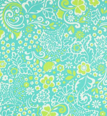 colors and whimsical pattern